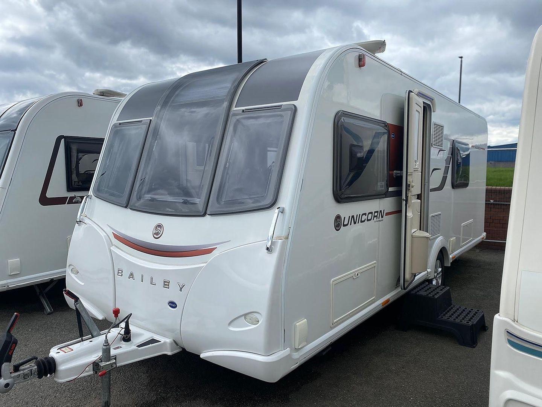 Bailey Unicorn Valencia Touring Caravan 20   Kinnen's Caravans